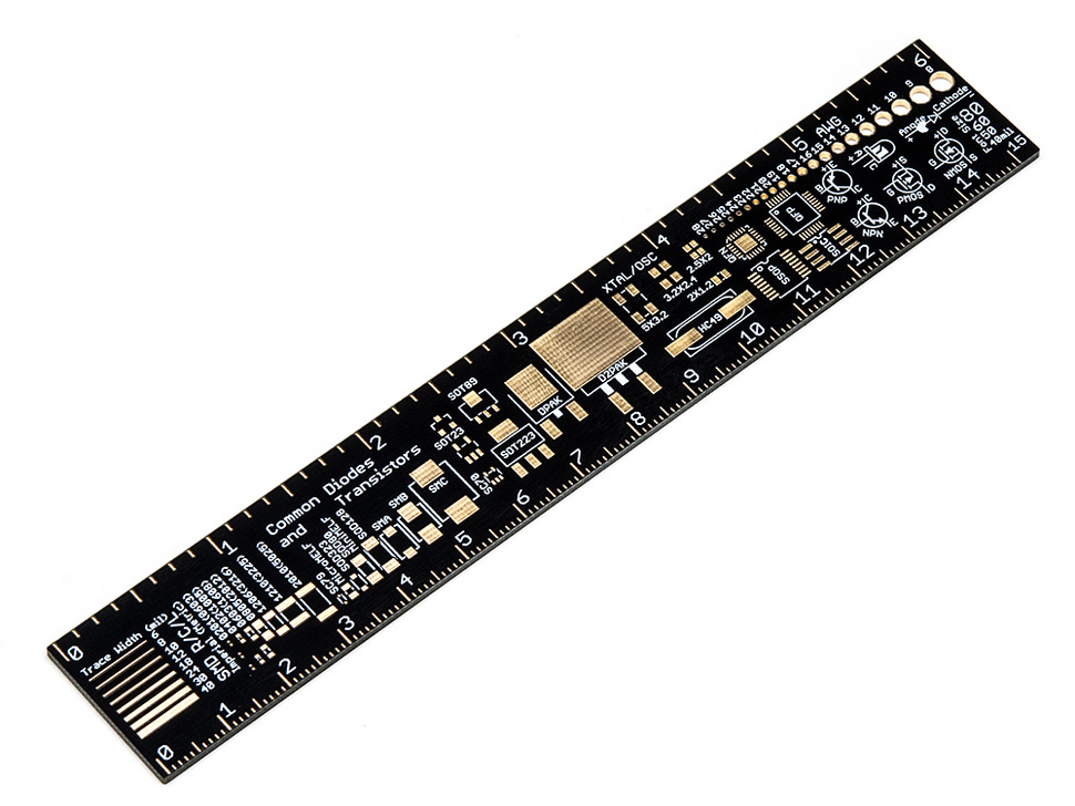 Pcb Ruler Doesn T Quite Measure