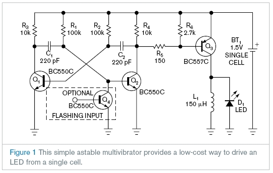 simple astable multivibrator news  updates  u0026 analysis from