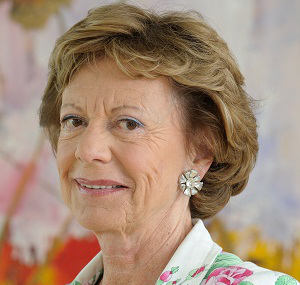 Neelie Kroes, European Commissioner for Digital Agenda