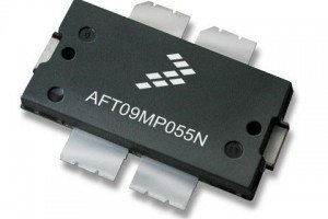 Freescale Airfast AFT09MP055N RF power offerings for land mobile applications