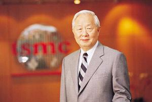 Morris Chang, Chairman of TSMC