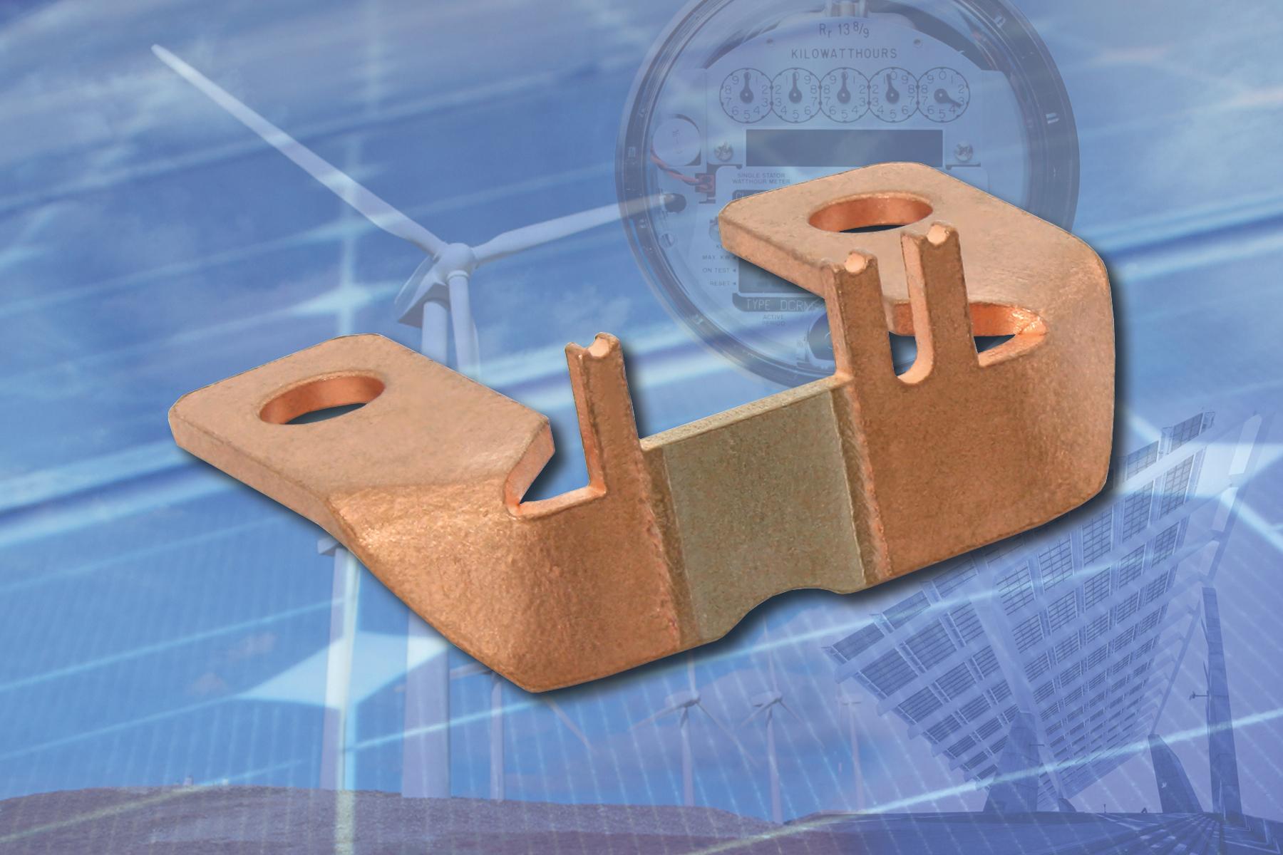 meter shunt resistor has 5  tolerance values