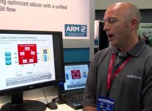 Cadence at ARM Techcon