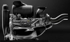 2014 Renault Formula1 engine 400