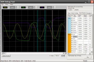 Agilent U7231B-3NL DDR debug and pre-compliance tool