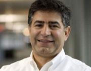 Amir Aghdaei, president Tektronix
