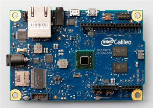 Arduino Intel Galileo board
