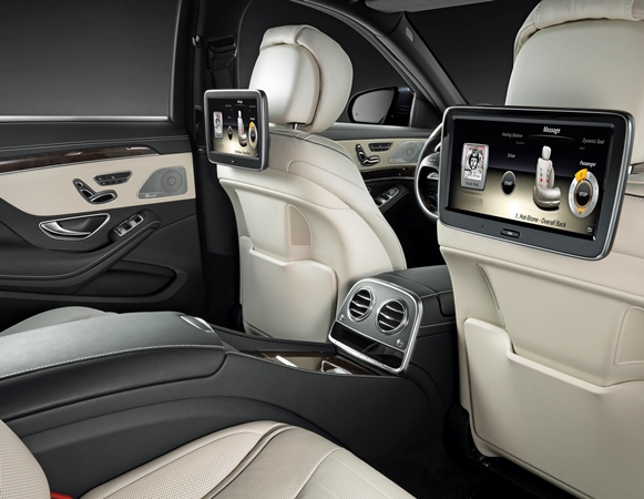 mercedes benz s class gets most connection to the iot. Black Bedroom Furniture Sets. Home Design Ideas