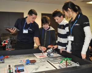 NI hosts FIRST LEGO League regional tournament