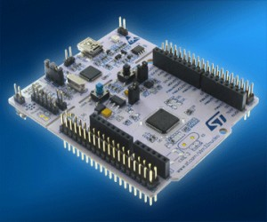 STMicroelectronics STM32 Nucleo Development Board