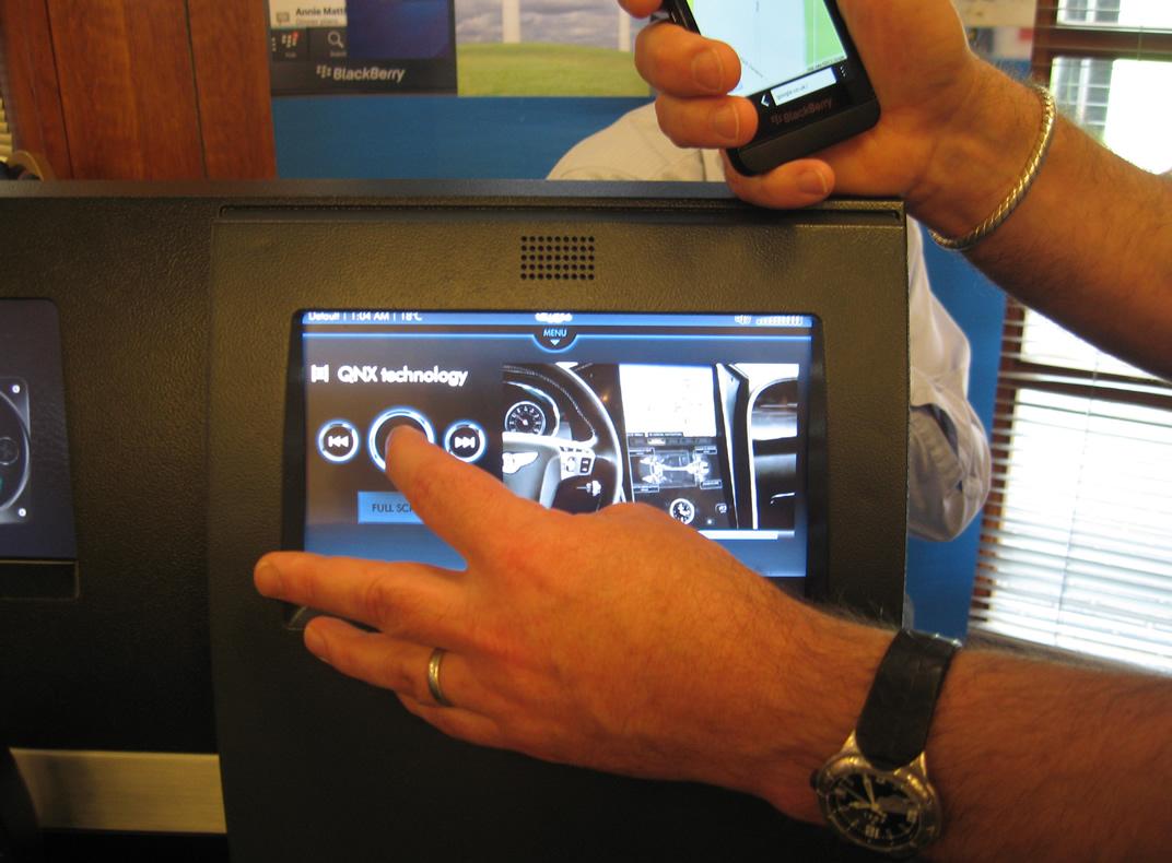 Uk Embedded Systems Conference Explains Fast Hmi Design