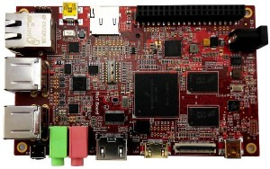 RIoTboard from Element 14 and Freescale