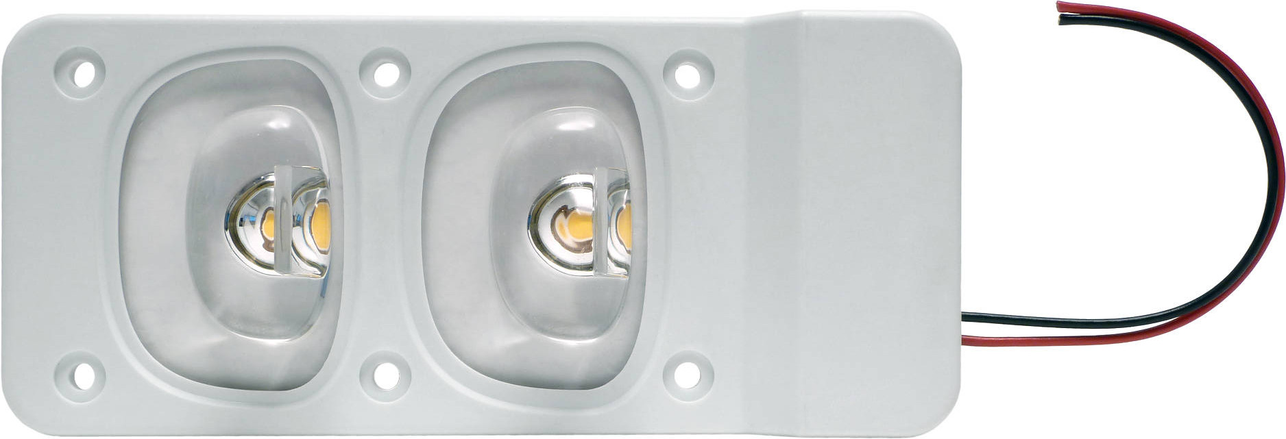 Led light engine is sealed for outdoors called outdoor lighting module olm it integrates leds optics and environmental protection in a package that can be screwed to a heatsink freerunsca Choice Image