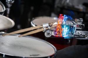 Drumming prosthesis