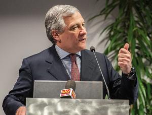 EC Vice-President Antonio Tajani