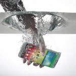 P2i splash-proof