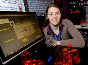 Rebecca Simpson, Young Engineer of the Year