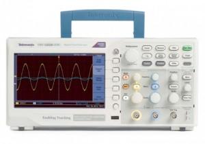 osciloscopio deTektronix