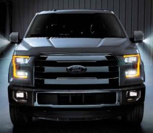 Osram Ford all LED headlight