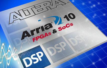 Altera software accelerates Arria 10 FPGAs