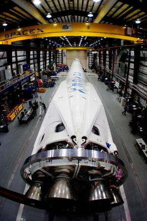 Falcon 9 - SpaceX