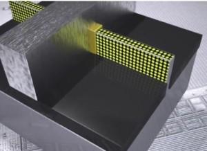 Intel tri-gate transistor graphic