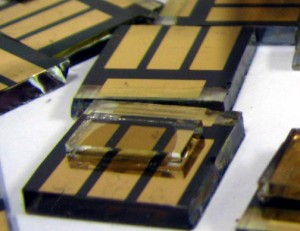 Pb-free perovskite solar Credit: Oxford University