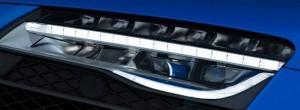 Audi R8 LMX headlight