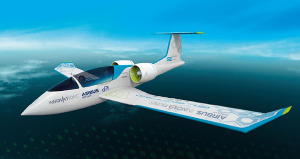 Airbus - Electric E-Fan Aircraft Demonstrates Airborne E-Mobility