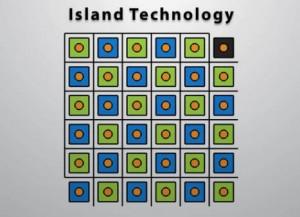 GaN Systems island technology