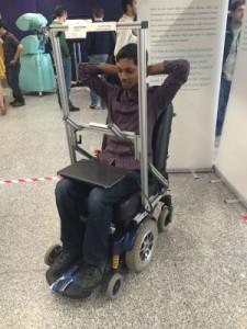 Imperial wheelchair
