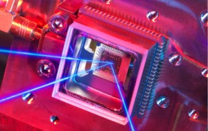 NPLs ion microchip