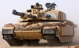 RFEL Halo Challenger Tank
