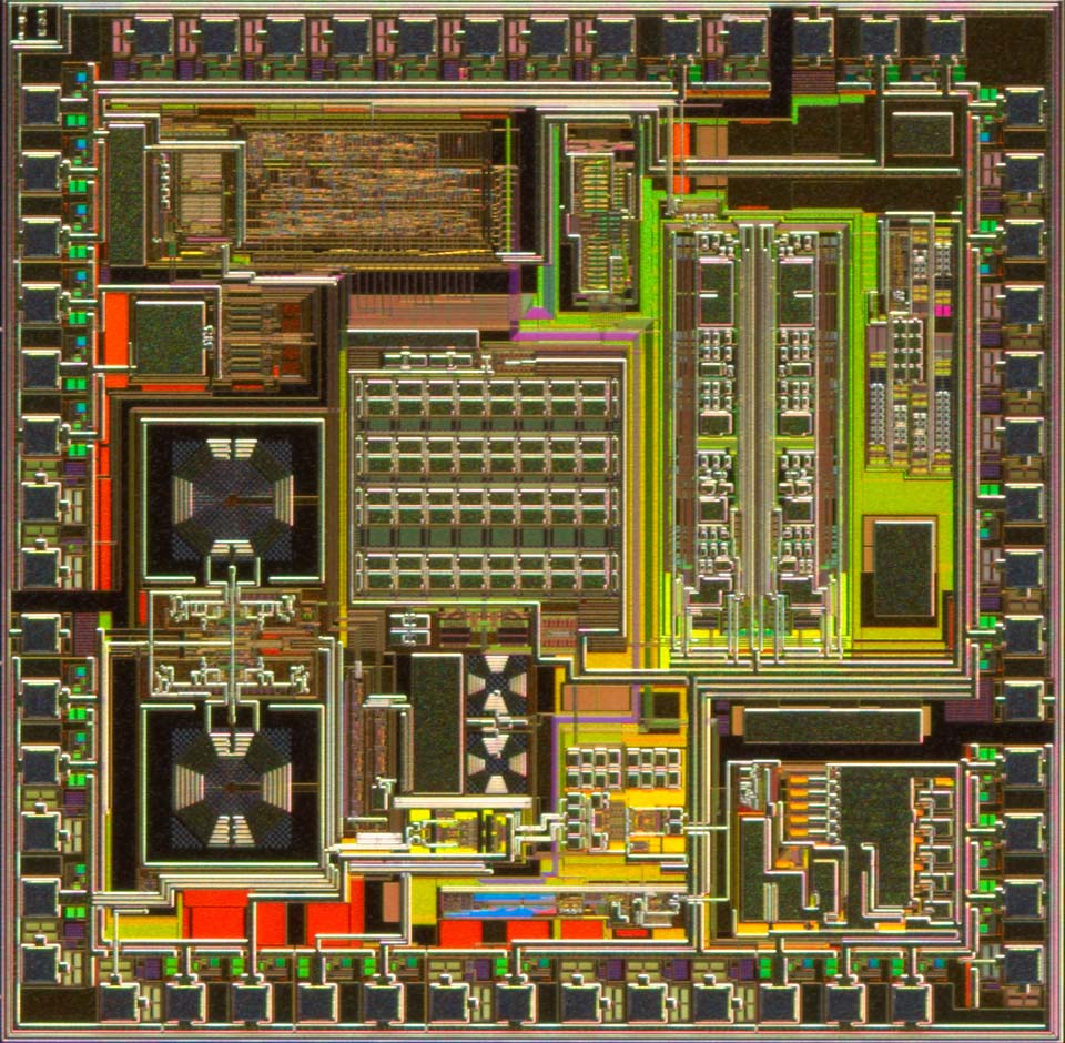 IBM silion_germanium chip - SiGe