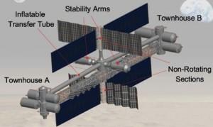 NASA - X-Hab -The University of Maryland Deep Space Habitat concept