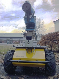 The Gasbot
