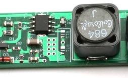 NXP LED driver