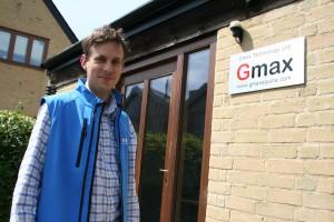 Will Bradley, managing director of Gmax