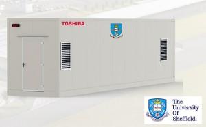 Toshiba Sheffield lithium ion