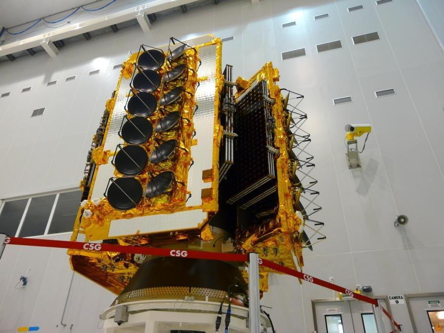 O3b satellites
