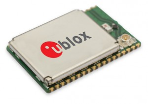 u-blox Wi-Fi module