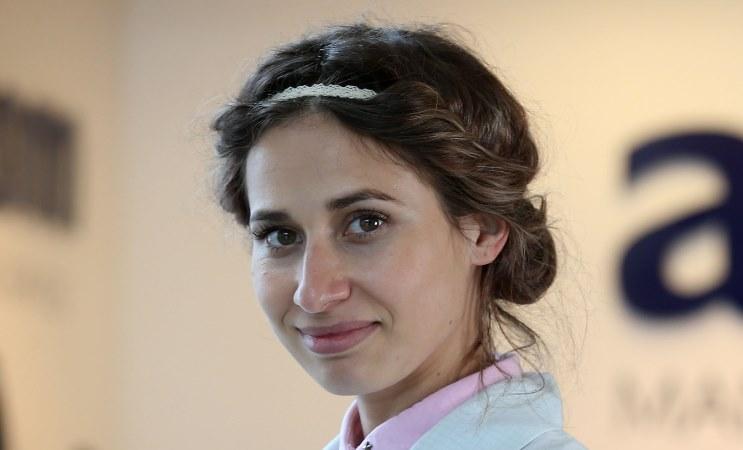 Valentina Cristea - Axiom Graduate Trainee 1