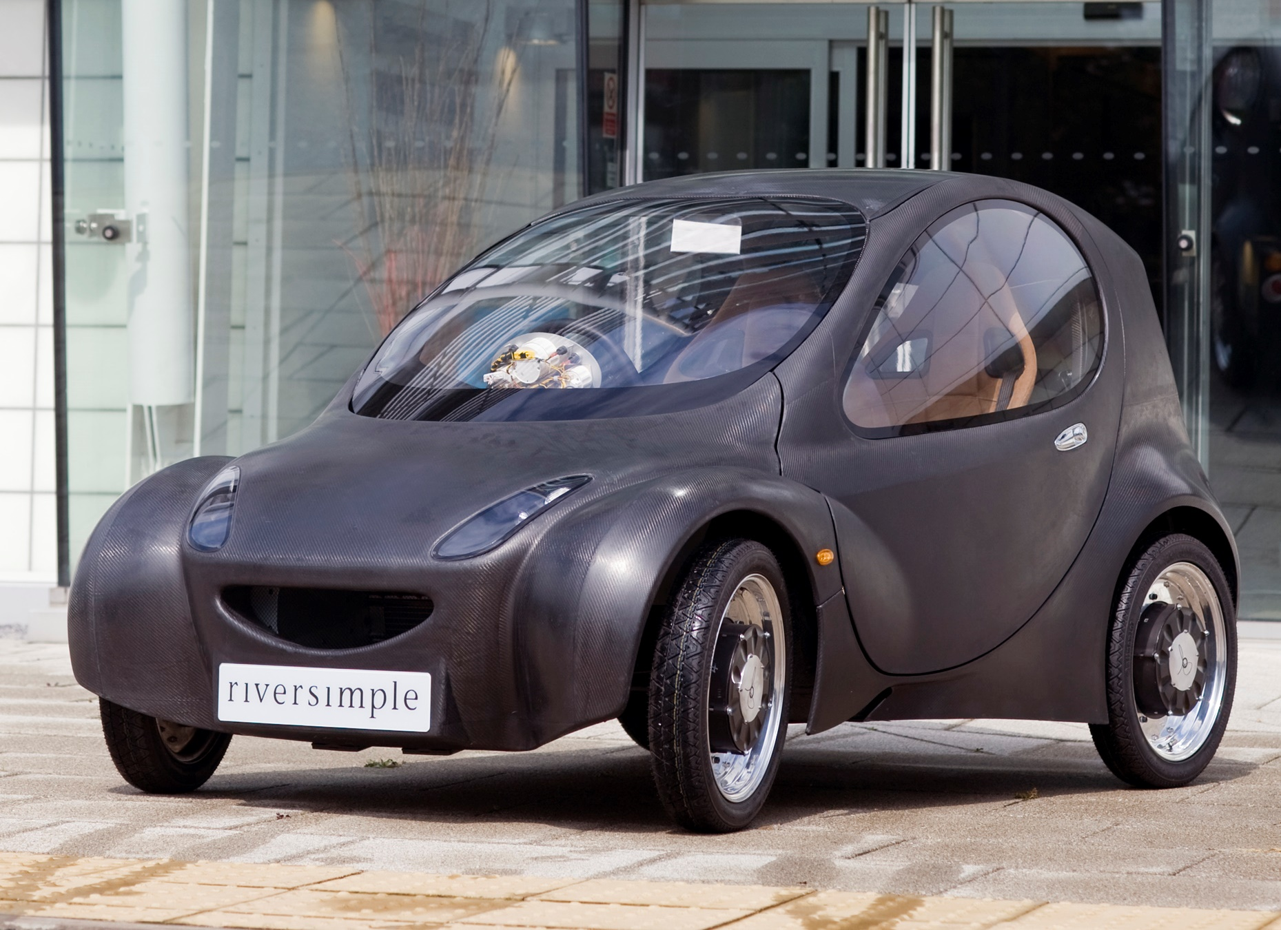 Hydrogen Cars: Hydrogen-powered Car Designed In The Cloud