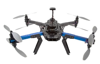 Open source drone initiative focuses on Linux