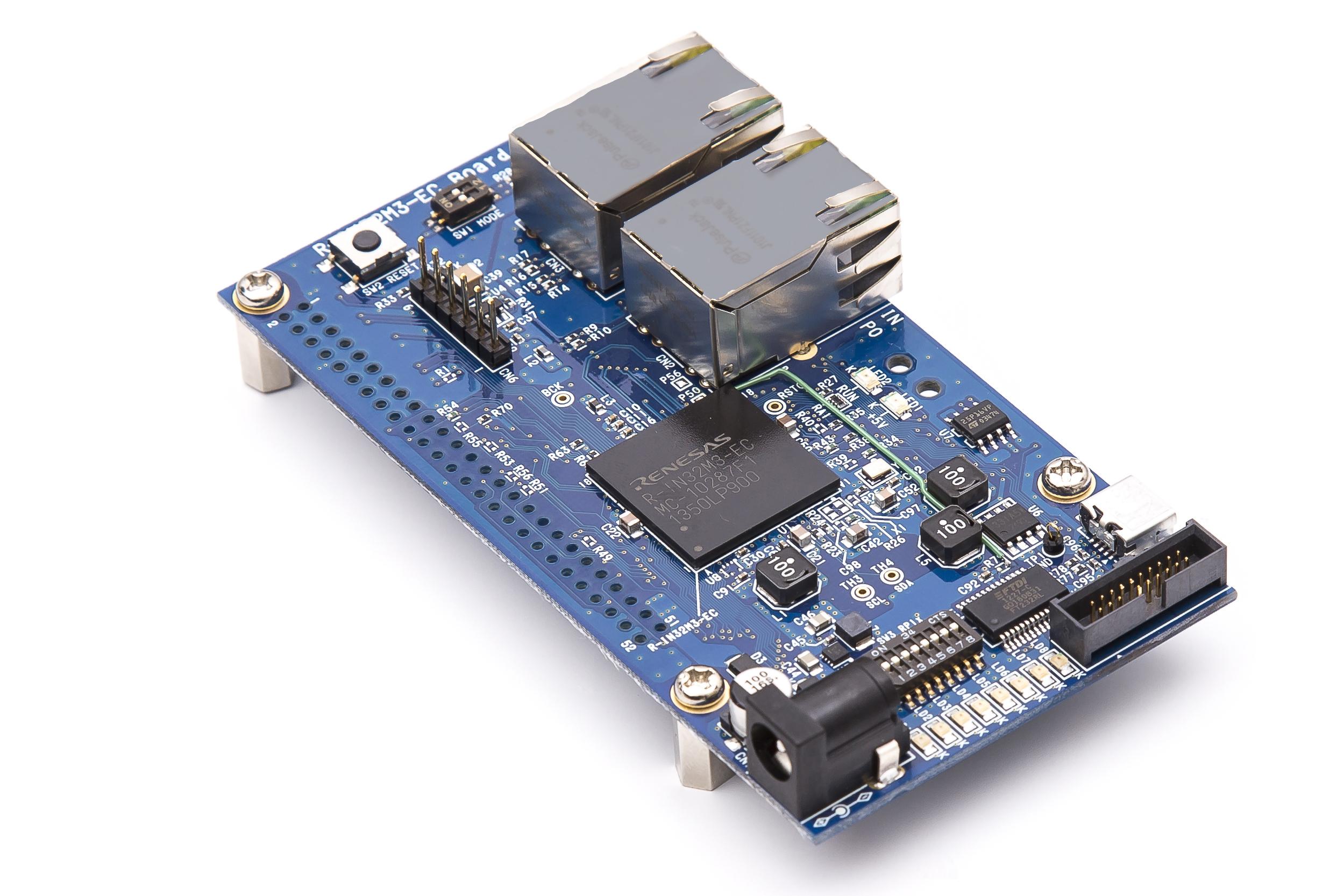 REN0559_R-IN32M3-EC_Board
