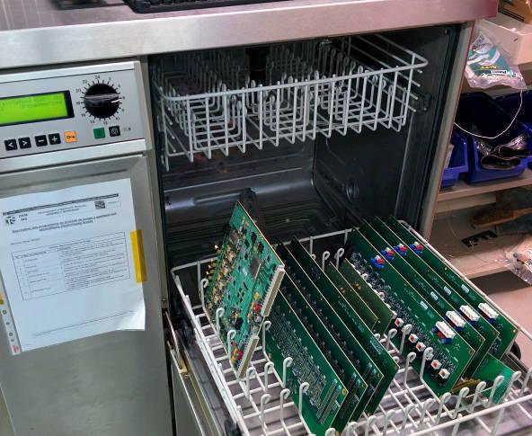 pcb washer machine