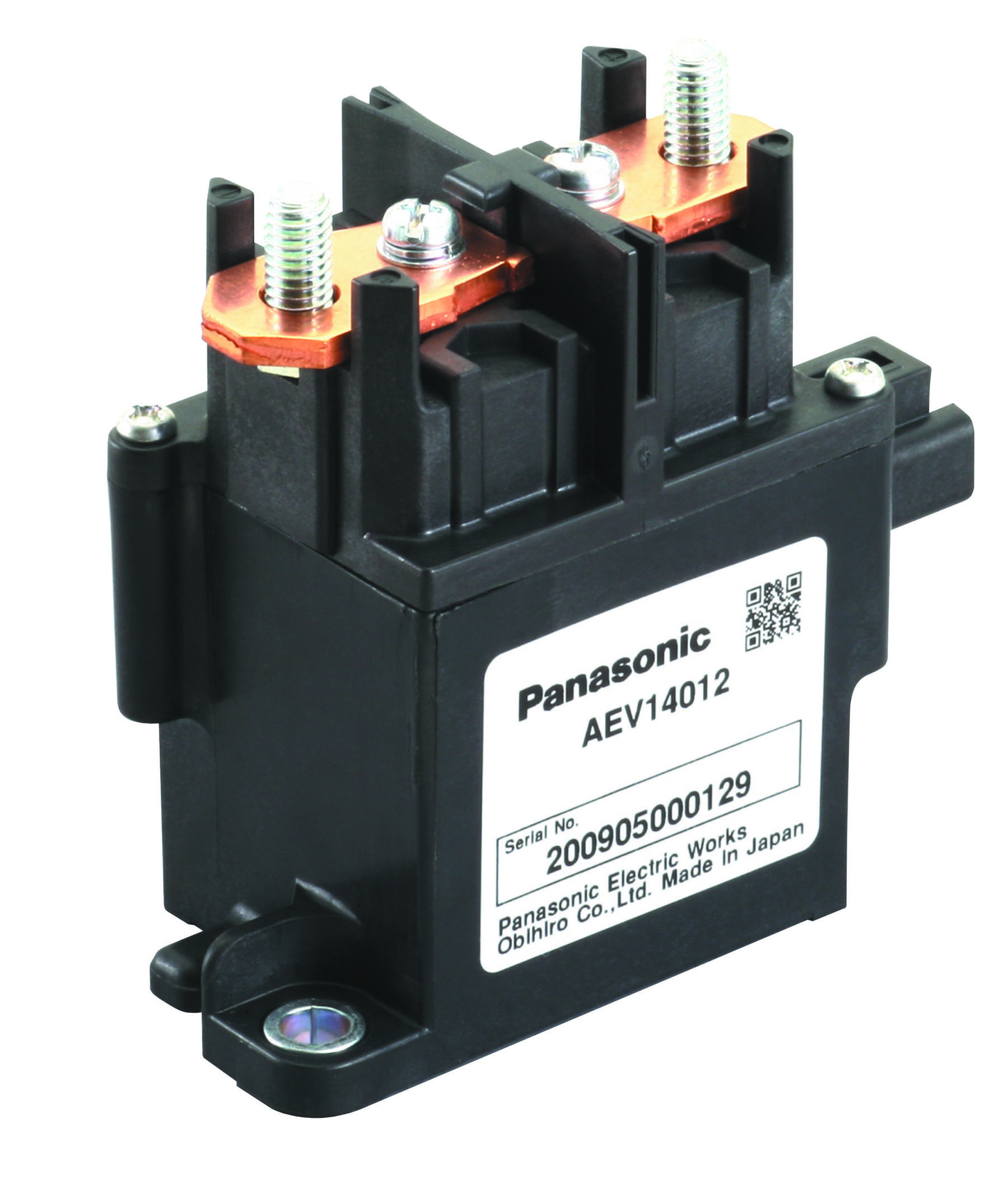 Panasonic Relay Switches 300a In Electric Cars Switch Circuit And Switching