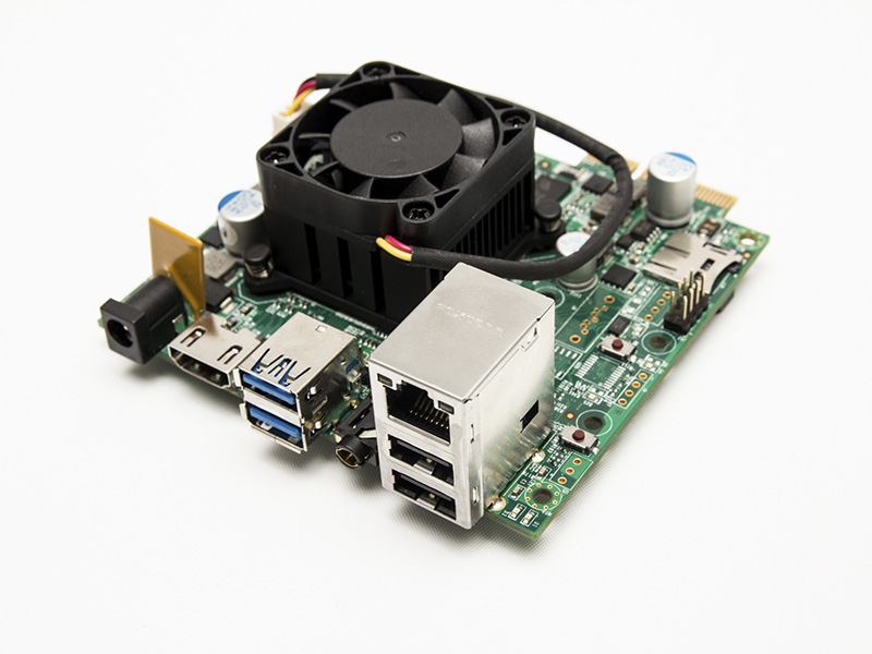 Community ships Linux and Windows development board