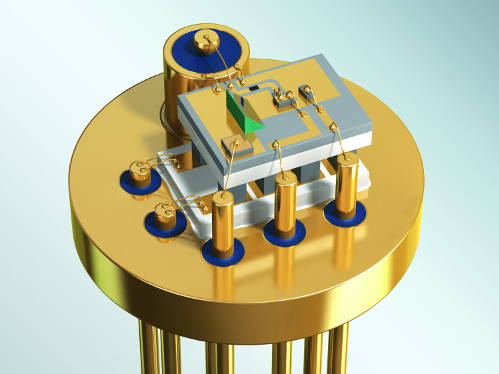 Package Shrinks Fast Laser Diodes