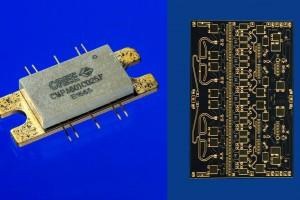 CRC319 GaN MMIC Power Amplifiers MA